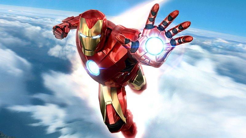 Marvels Iron Man Vr 1