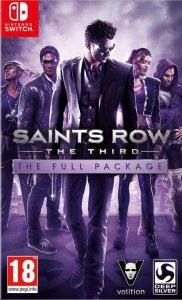 Saints Row: The Third per Nintendo Switch