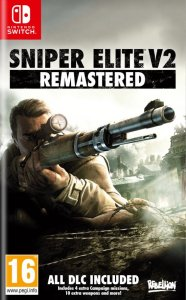 Sniper Elite V2 Remastered per Nintendo Switch