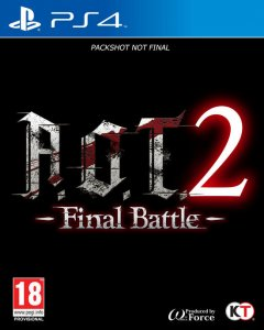 A.O.T. 2: Final Battle per PlayStation 4