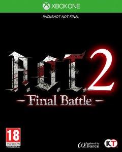 A.O.T. 2: Final Battle per Xbox One