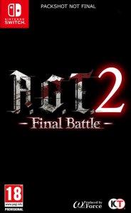 A.O.T. 2: Final Battle per Nintendo Switch