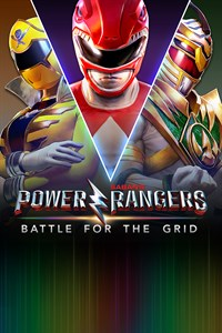 Power Rangers: Battle for the Grid per Xbox One