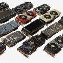 Nvidia e AMD: un video mostra l'adozione delle schede grafiche PC negli ultimi 15 anni