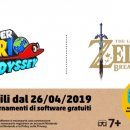 Nintendo Labo, Super Mario Odyssey e Zelda: Breath of the Wild presto fruibili in VR