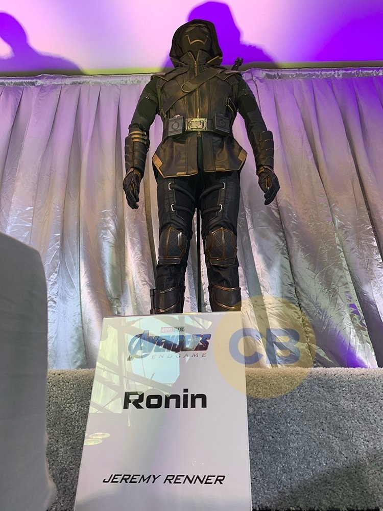 Avengers Endgame Ronin Occhio Di Falco 2