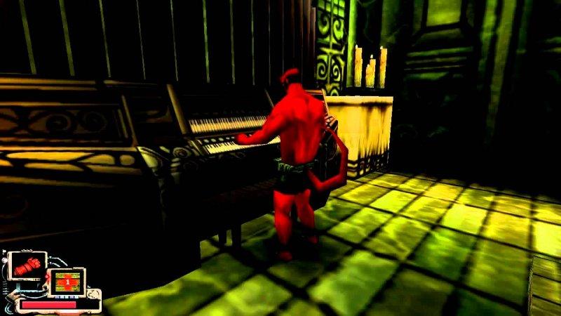 Hellboy Dogs Night