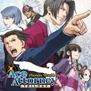 Phoenix Wright: Ace Attorney Trilogy per Nintendo Switch