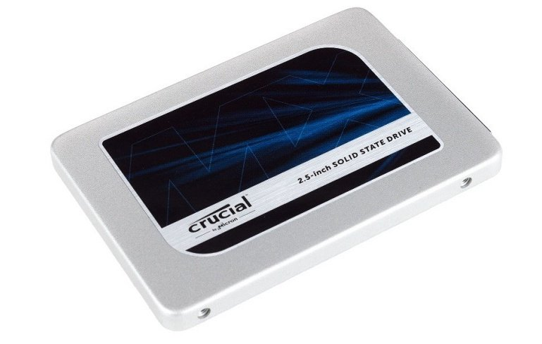 Ssd Crucial Mx