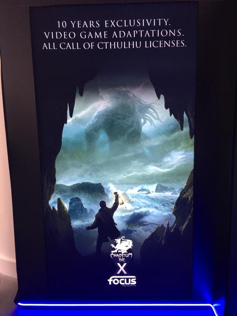 Cthulhu License Focus
