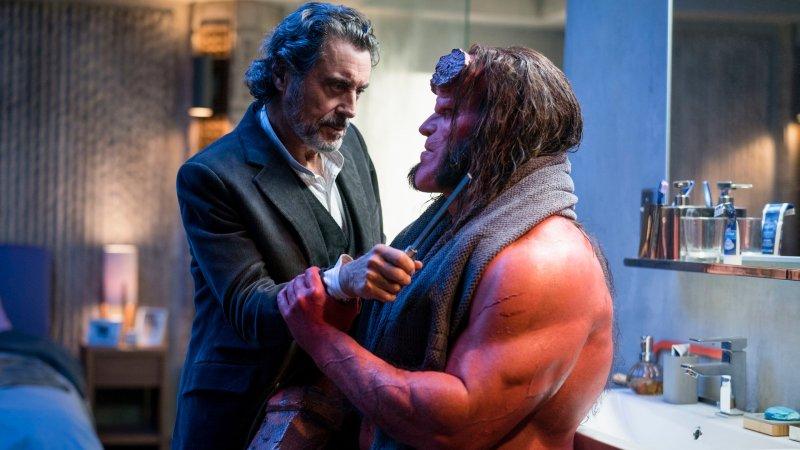 Ian Mcshane Hellboy Reboot