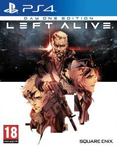 Left Alive per PlayStation 4