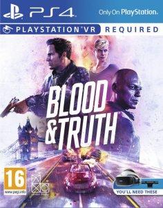 Blood & Truth per PlayStation 4