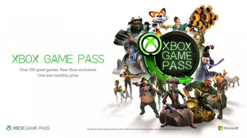 Xbox Game Pass January 2019 2