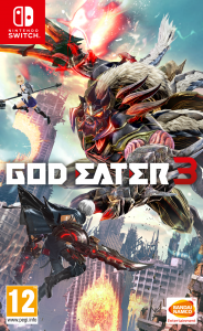 God Eater 3 per Nintendo Switch
