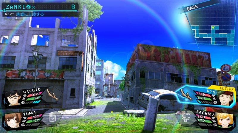 Zanki Zero Last Beginning 00013