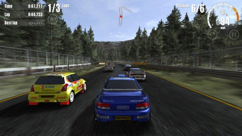 Rush Rally 3 2