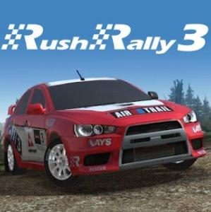 Rush Rally 3 per iPhone