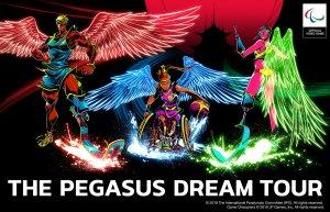 The Pegasus Dream Tour per iPad