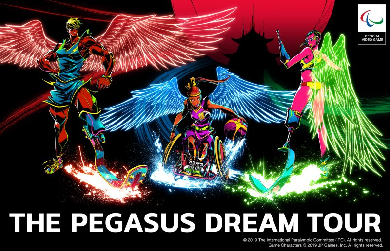The Pegasus Dream Tour Banner Xbdlwvo