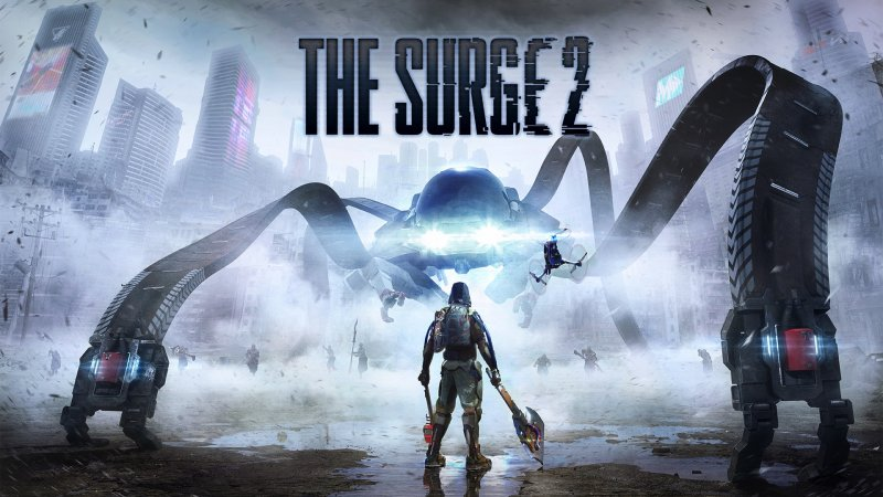 Thesurge2 Artwork Logo