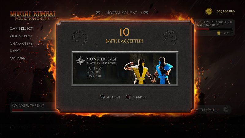 Mortal Kombat Kollection Remaster Leak 5
