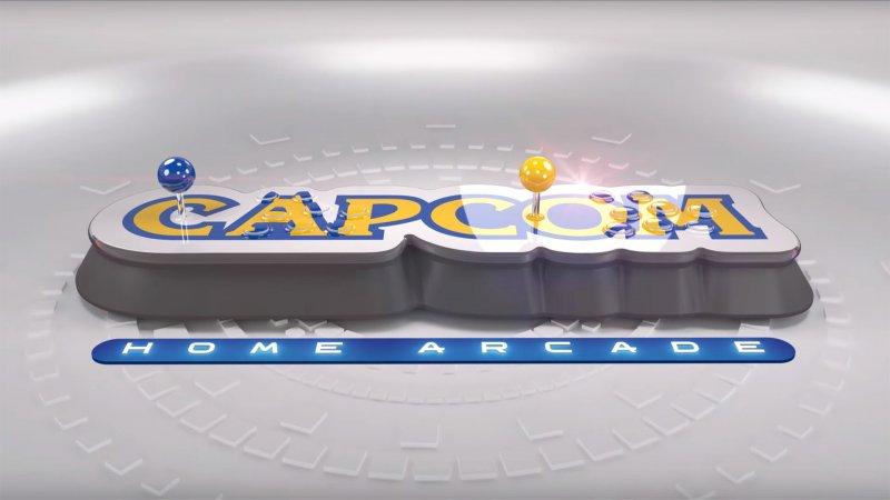 Capcom Home Arcade Gnjebdj