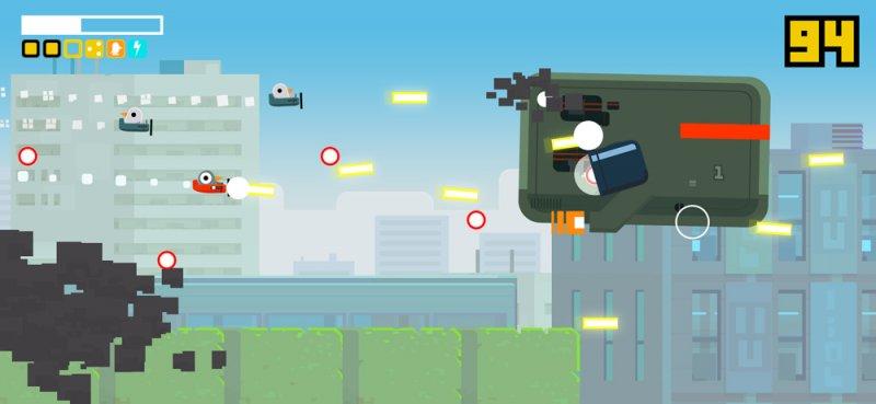Pigeon Wings Strike 1
