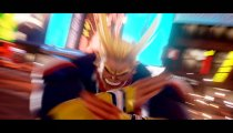 Jump Force - Il trailer di All Might