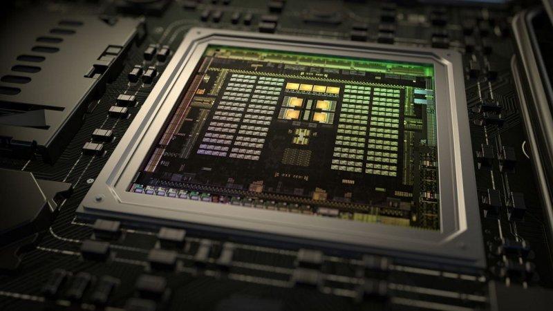 Nvidia Tegra X1 Switch