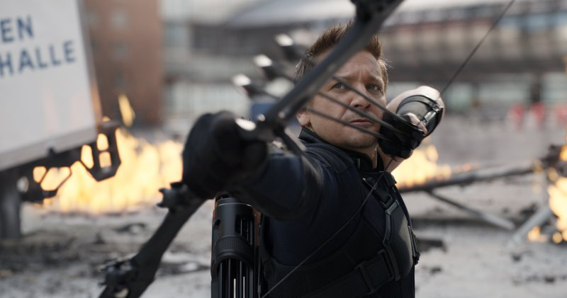 Captain America Civil War Hawkeye Jeremy Renner