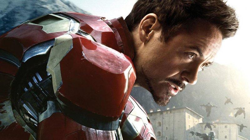 Iron Man Avengers 2 Poster