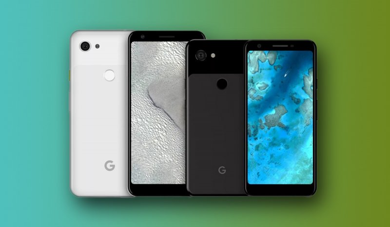 Pixel 3A And Pixel 3A Xl 1
