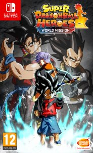 Super Dragon Ball Heroes: World Mission per Nintendo Switch
