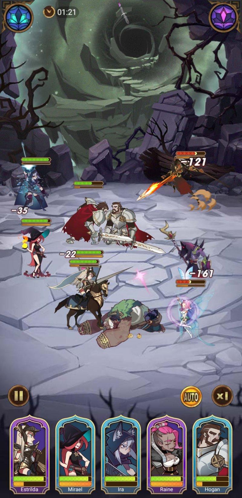 AFK Arena - iPad - Multiplayer.it