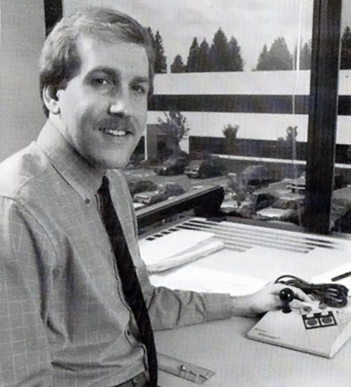 Lance Barr 1987