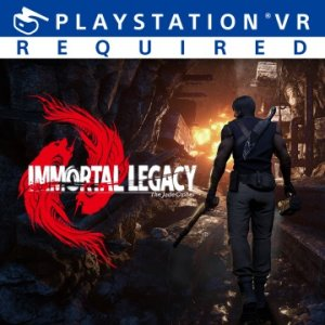 Immortal Legacy: The Jade Cipher per PlayStation 4