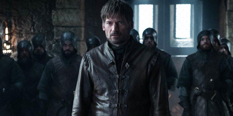 Jaime From Game Of Thrones Season 8 Episode 2