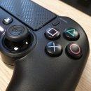 Nacon Asymmetric Wireless Controller a confronto con il Dualshock 4 di PS4 e il pad di Xbox One