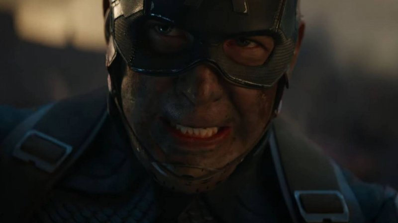 Avengers Endgame Cap 1280X720