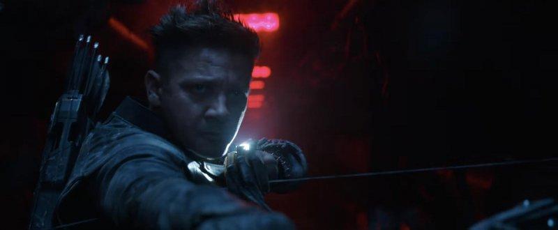 Avengers Endgame Trailer Hawkeye Bow Redhall