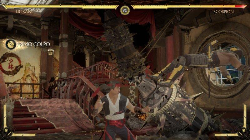 Mortal Kombat 11, la recensione per Nintendo Switch