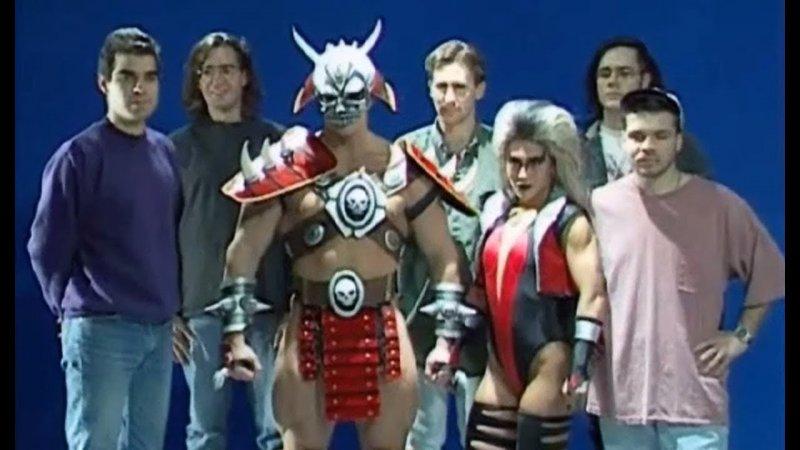 Mortal Kombat Storia 4