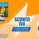 Unieuro: sconto IVA su tutti i prodotti a partire da 299 euro