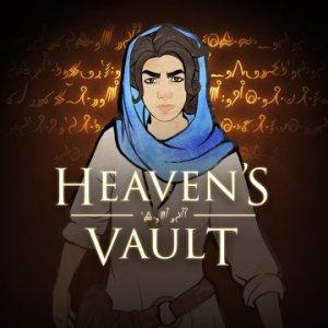 Heaven's Vault per PlayStation 4