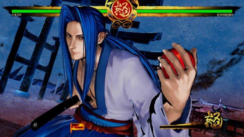 Samuraishdown 2