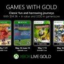 Games With Gold, il trailer dei giochi Xbox One di maggio 2019