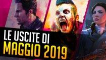 Le uscite di maggio 2019 - Multiplayer.it Release