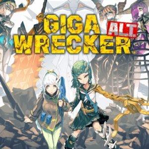 Giga Wrecker Alt. per PlayStation 4