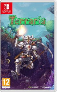 Terraria per Nintendo Switch